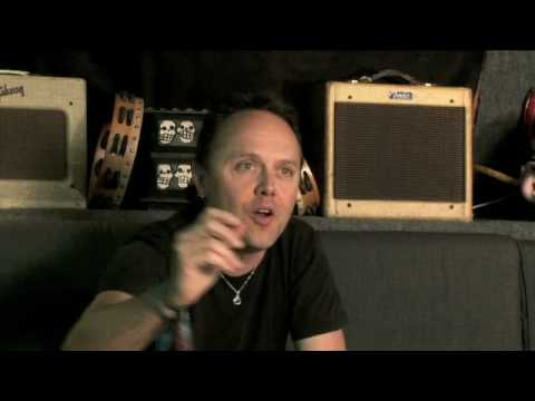 Metallica interviewed by Brian Slagel Part 1