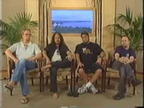 Metallica - Some Kind of Monster Press Conference (January 22, 2004)