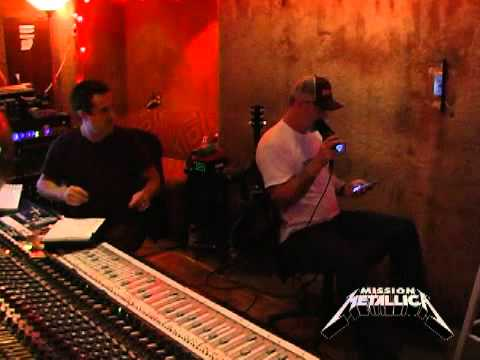 Mission Metallica Fly on the Wall Platinum Clip (July 28, 2008)