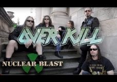 OVERKILL — Down To The Bone — Overkill On Tour (OFFICIAL TRACK & TRAILER)