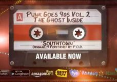 Punk Goes 90s Vol. 2 — The Ghost Inside 'Southtown' (Stream)