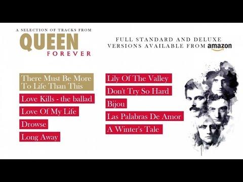 Queen - Forever Sampler