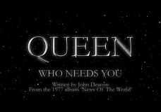 Queen — Who Needs You (Official Lyric Video)