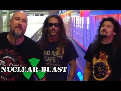 RAGE 30th Anniversary Tour 2014 (OFFICIAL TRAILER)