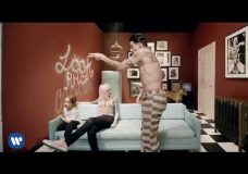Red Hot Chili Peppers — Look Around Official Music Video