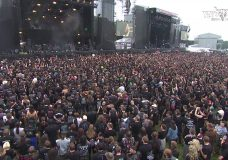 Skyline ft. Chris Boltendahl & Tom Angelripper - 2 Songs - live at Wacken Open Air 2011