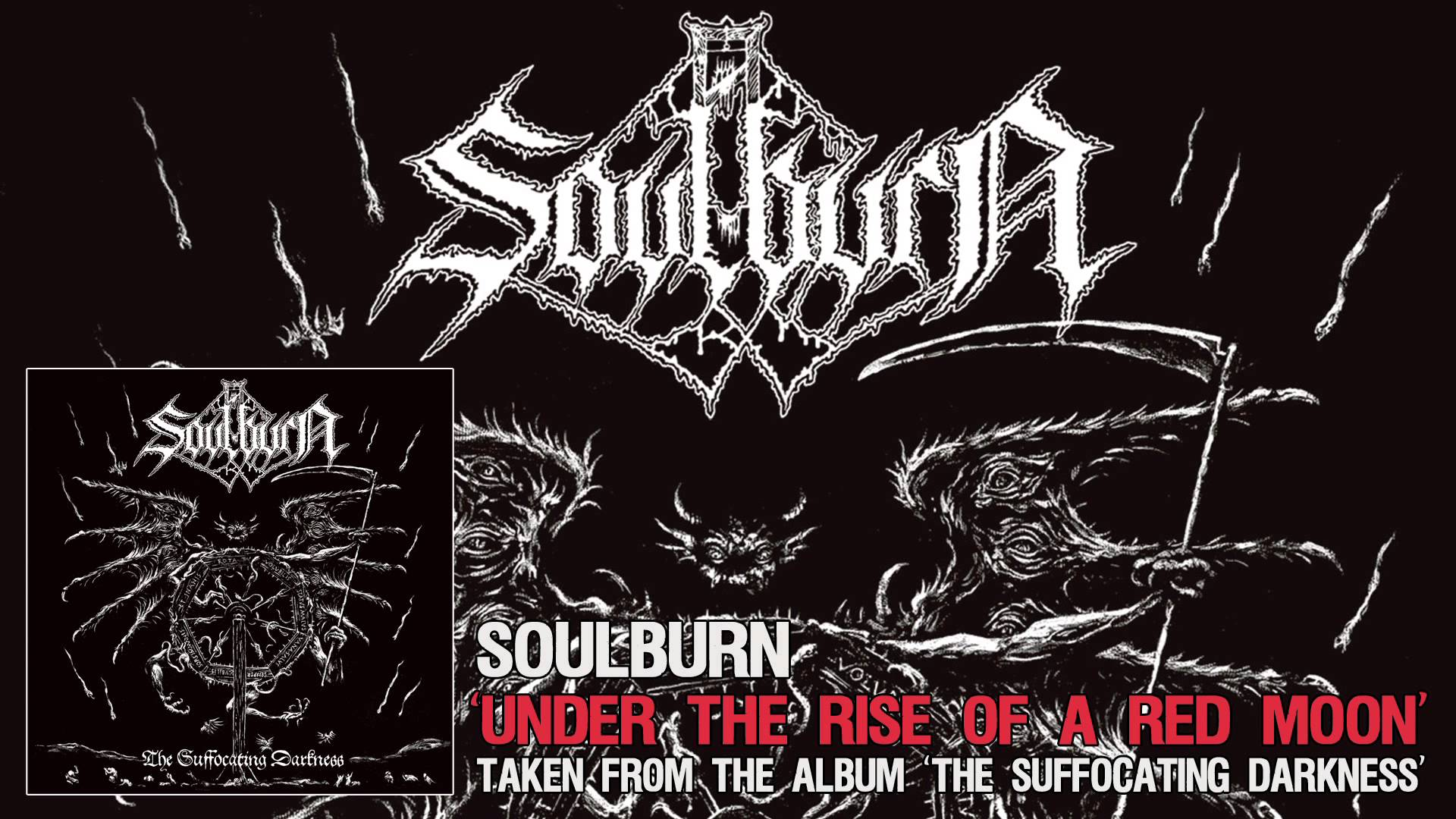 SOULBURN - Under The Rise Of A Red Moon (Album Track)