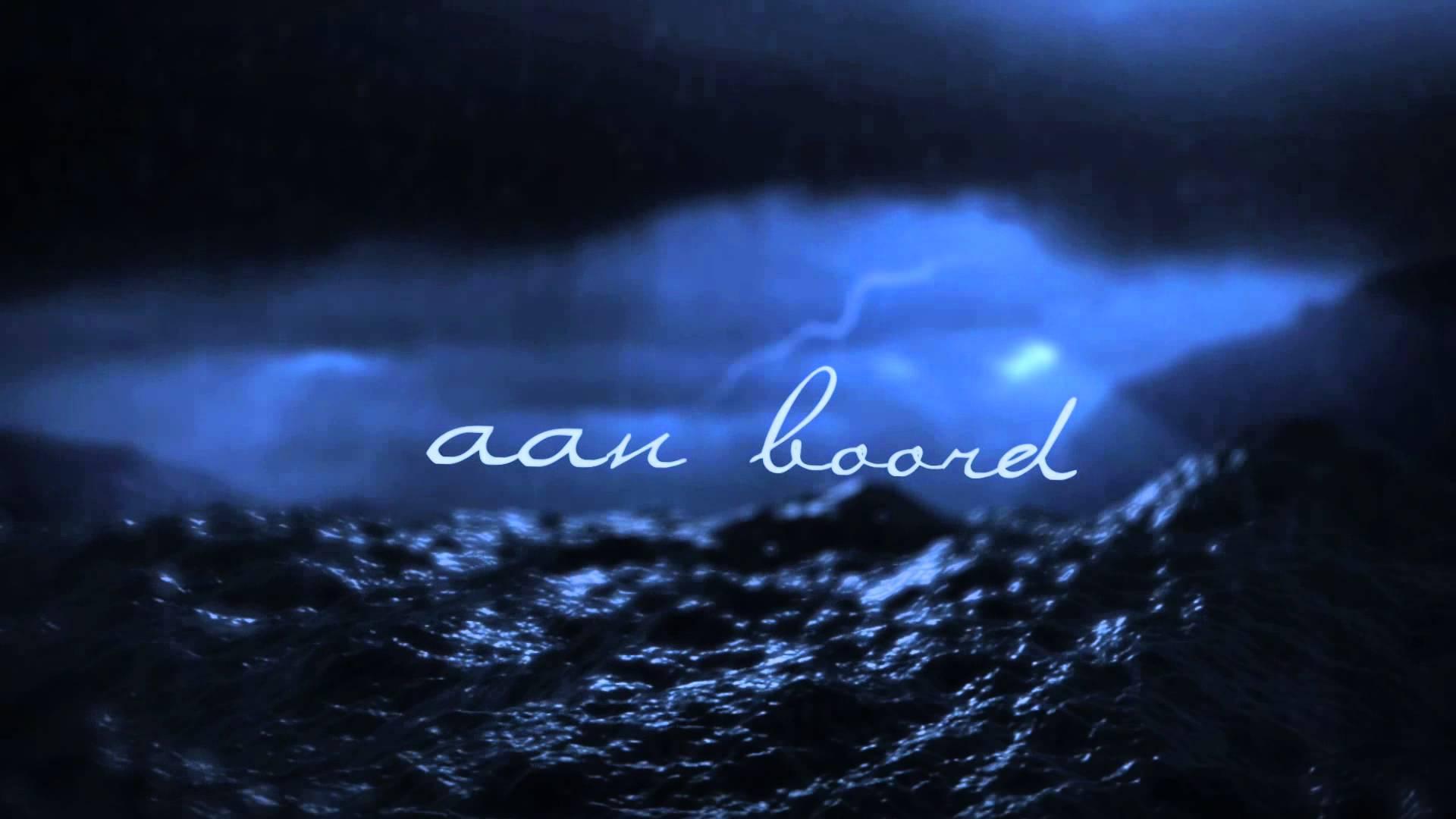 THE GENTLE STORM - Endless Sea (Lyric Video - Storm Version)