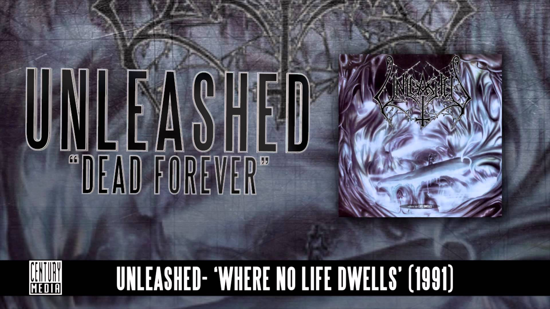 UNLEASHED - Dead Forever (ALBUM TRACK)