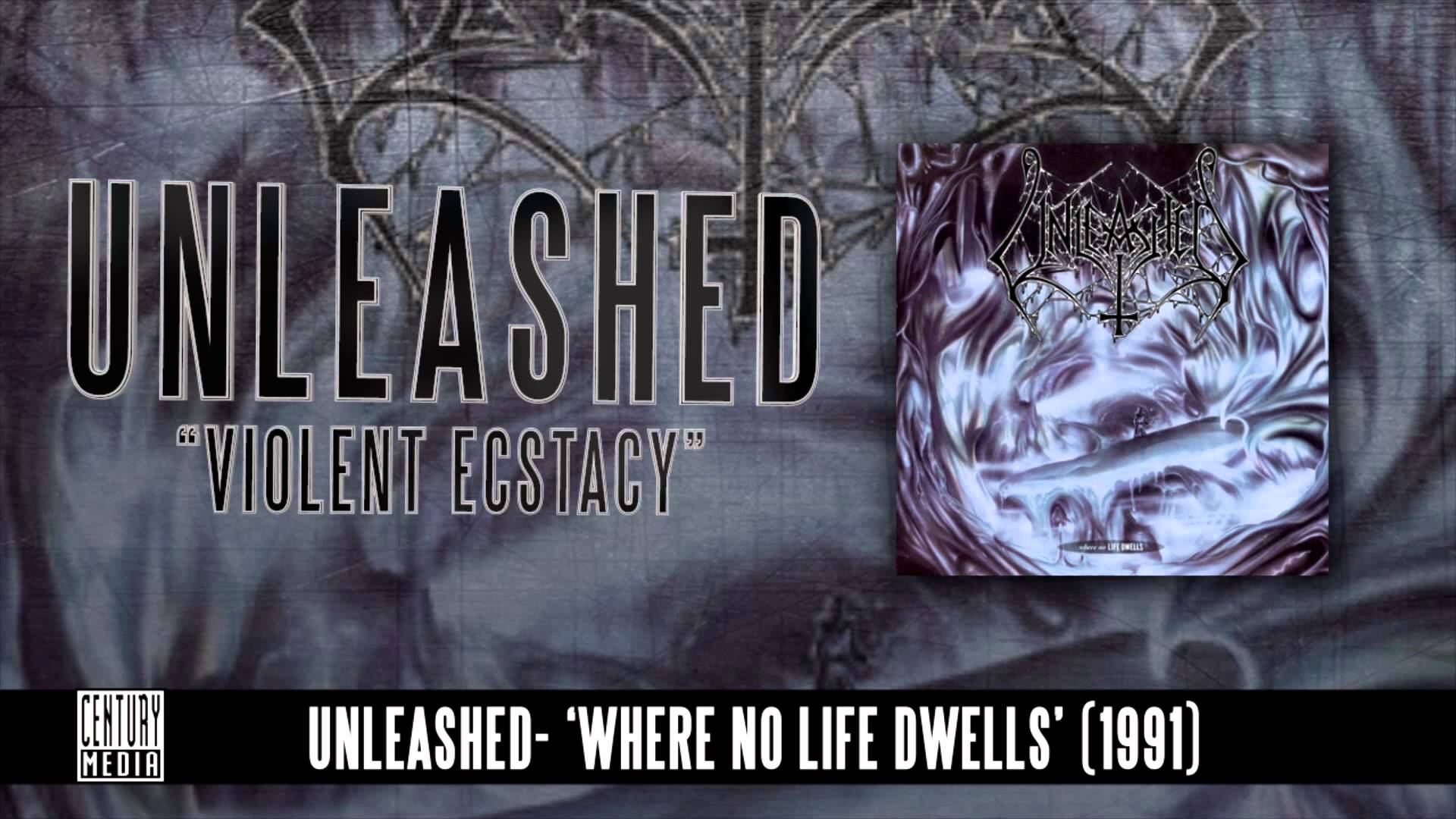UNLEASHED - Violent Ecstasy (ALBUM TRACK)