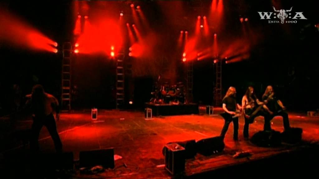 Amon Amarth - 2 Songs - Live at Wacken Open Air 2006