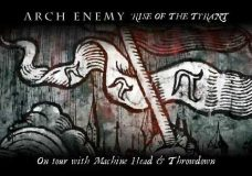 ARCH ENEMY — Rise of the Tyrant Commercial