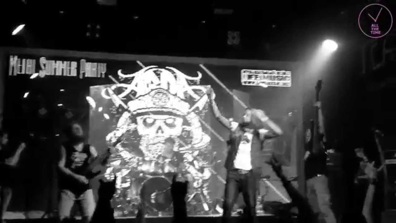 ARDA, Мёртвая Вода, клуб Театръ 2015, live