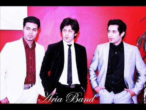 Aria Band Live song Allah Charkh Bezan mast afghan song