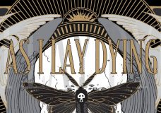 As I Lay Dying 'Cauterize' (LYRIC VIDEO)