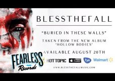 Blessthefall — Buried In These Walls (Track 5)
