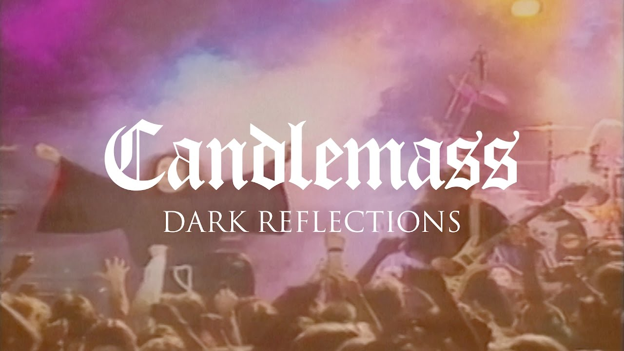 Candlemass 'Dark Reflections' (OFFICIAL VIDEO)