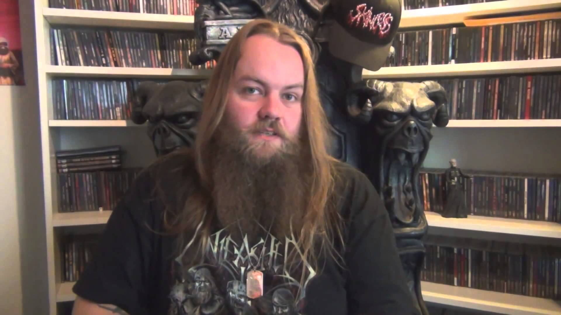 CARCASS Fan Friday InfidelAmsterdam Reviews Carcass Surgical Steel (OFFICIAL INTERVIEW)