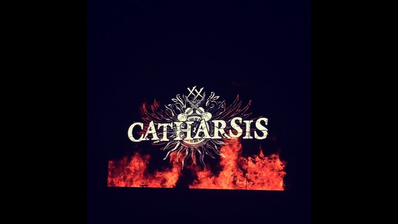 CATHARSIS юбилейный концерт в Bud Arena 05.11.2016