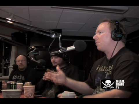 Charred Walls Of The Damned guests on Eddie Trunk's Radio Show part 2