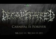 DECAPITATED — Carnival Is Forever (OFFICIAL PREVIEW)