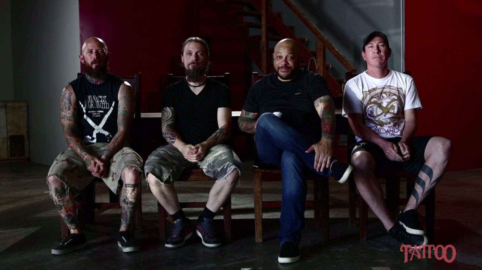 DEVIL YOU KNOW - Tattoo Magazine (OFFICIAL INTERVIEW)