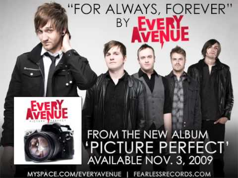 Every Avenue - 'For Always, Forever' (Lyrics in Summary)