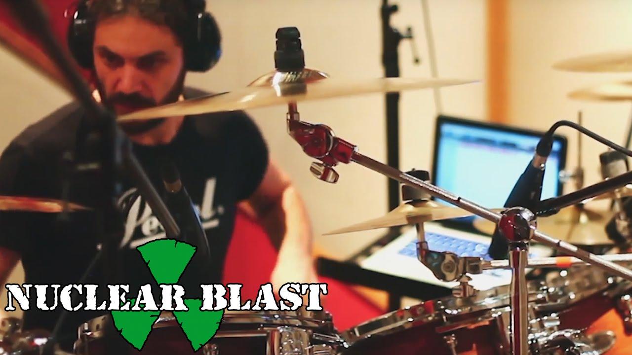 FLESHGOD APOCALYPSE - Recording 'KING' - Episode 1 - Drums (OFFICIAL TRAILER)