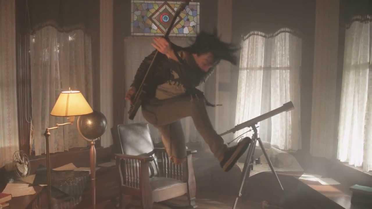 Get Scared - Badly Broken (Music Video)