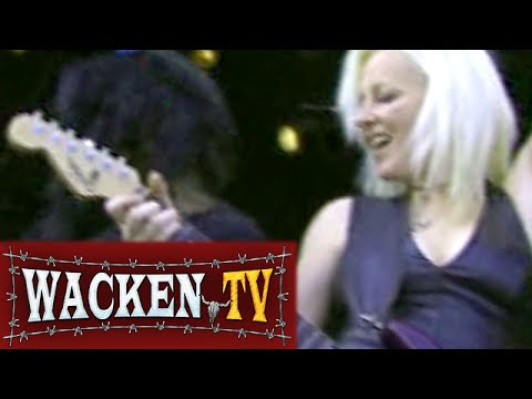 Girlschool - Hit and Run - Live at Wacken Open Air 2008