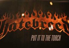 HATEBREED — Put It To The Torch (OFFICIAL LYRIC VIDEO)