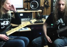 Jeff Loomis and Joe Nurre play 'Mercurial'