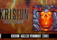 KRISIUN — Ageless Venomous (Album Track)