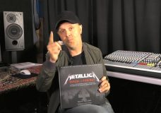 Lars Announces 'Metallica Back to the Front' Book