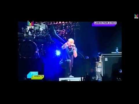 Linkin Park in Moscow (Muz-TV)