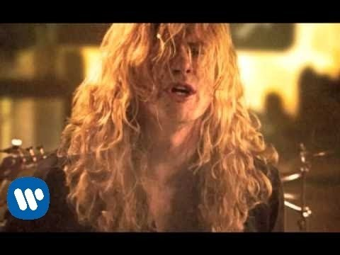 Megadeth - Never Walk Alone..A Call To Arms OFFICIAL VIDEO