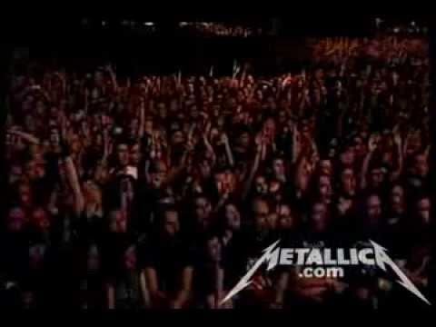 Metallica Am I Evil (MetOnTour - Sofia, Bulgaria - 2010)