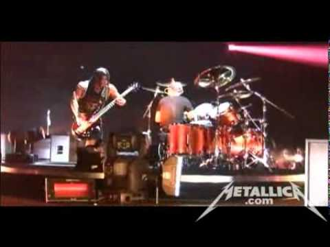 Metallica Fight Fire With Fire (MetOnTour - Copenhagen, Denmark - 2009)