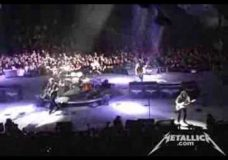Metallica For Whom the Bell Tolls (MetOnTour — Newark, NJ — 2009)