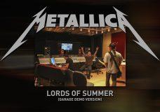 Metallica Lords of Summer (Garage Demo Version) AUDIO ONLY