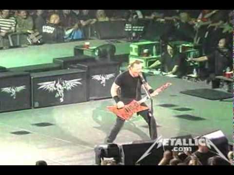Metallica Master of Puppets (MetOnTour - Tulsa, OK - 2008)
