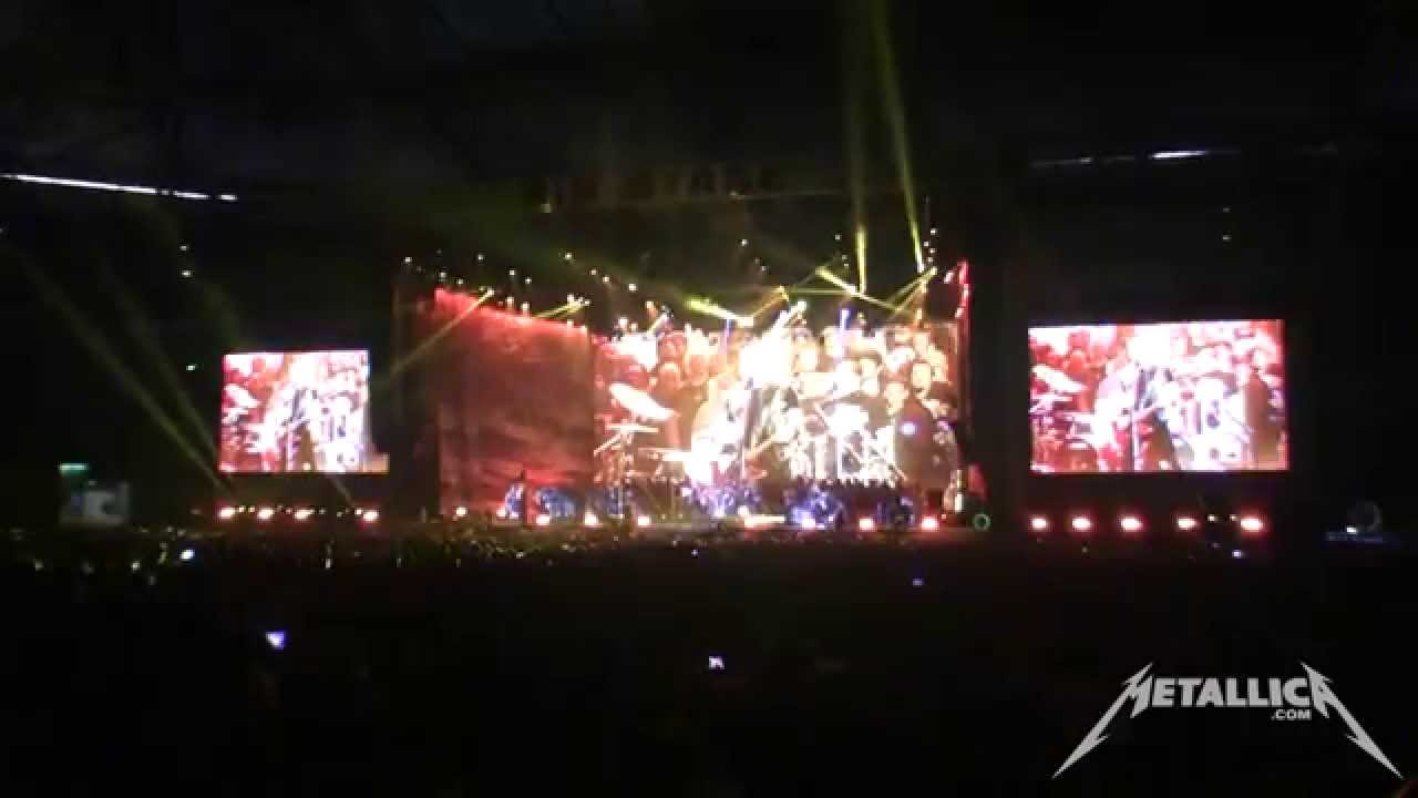 Metallica The Unforgiven II (MetOnTour - Gelsenkirchen, Germany - Rock im Revier - 2015)
