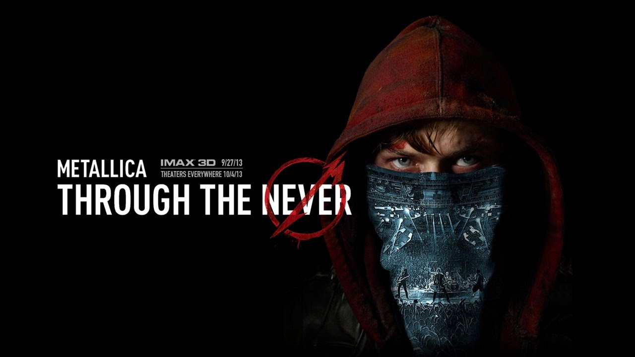 Metallica Through the Never - Official Theatrical Trailer HD