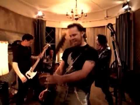 Metallica - Whiskey In The Jar Official Music Video