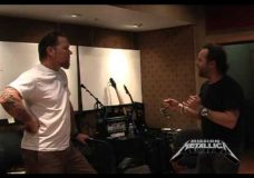 Mission Metallica Fly on the Wall Clip (June 12, 2008)