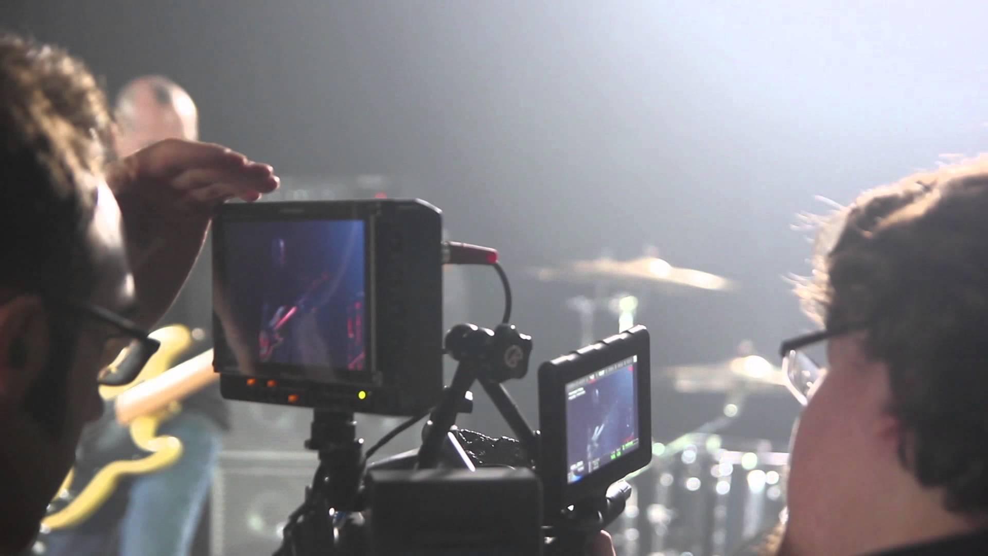Motor Sister - music video behind the scenes