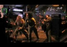MUNICIPAL WASTE — The Fatal Feast (OFFICIAL BEHIND THE SCENES)