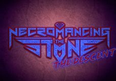 Necromancing the Stone 'The Descent' (LYRIC VIDEO)