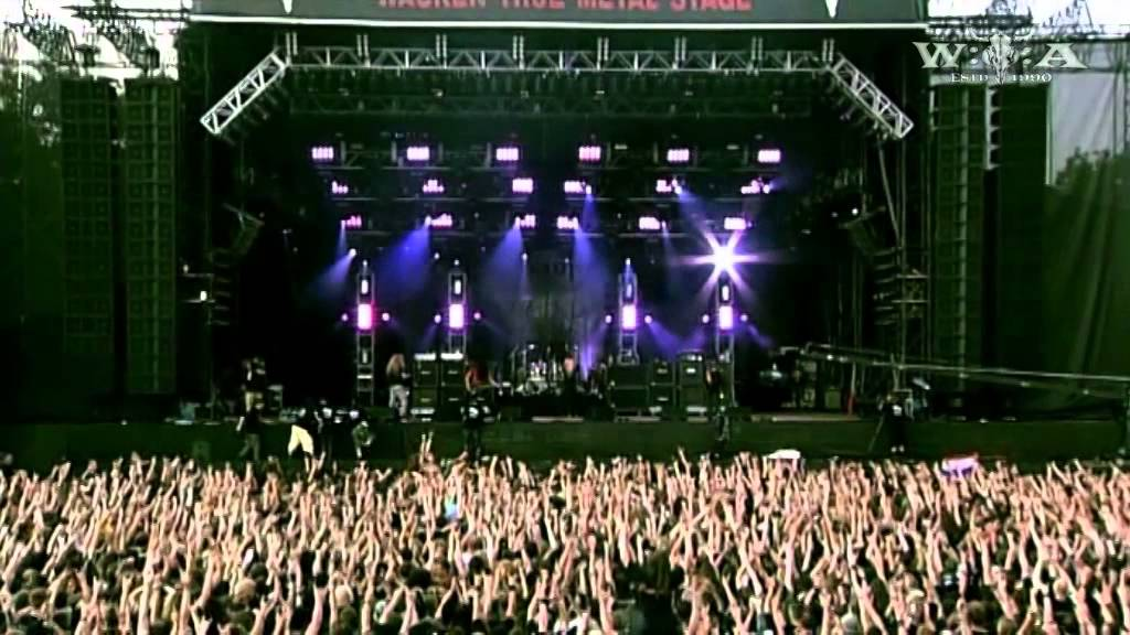 Nevermore - 2 Songs - Live at Wacken Open Air 2006