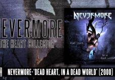 NEVERMORE — The Heart Collector (Album Track)